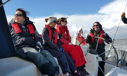 Ladies Sailing, Sailing for woment