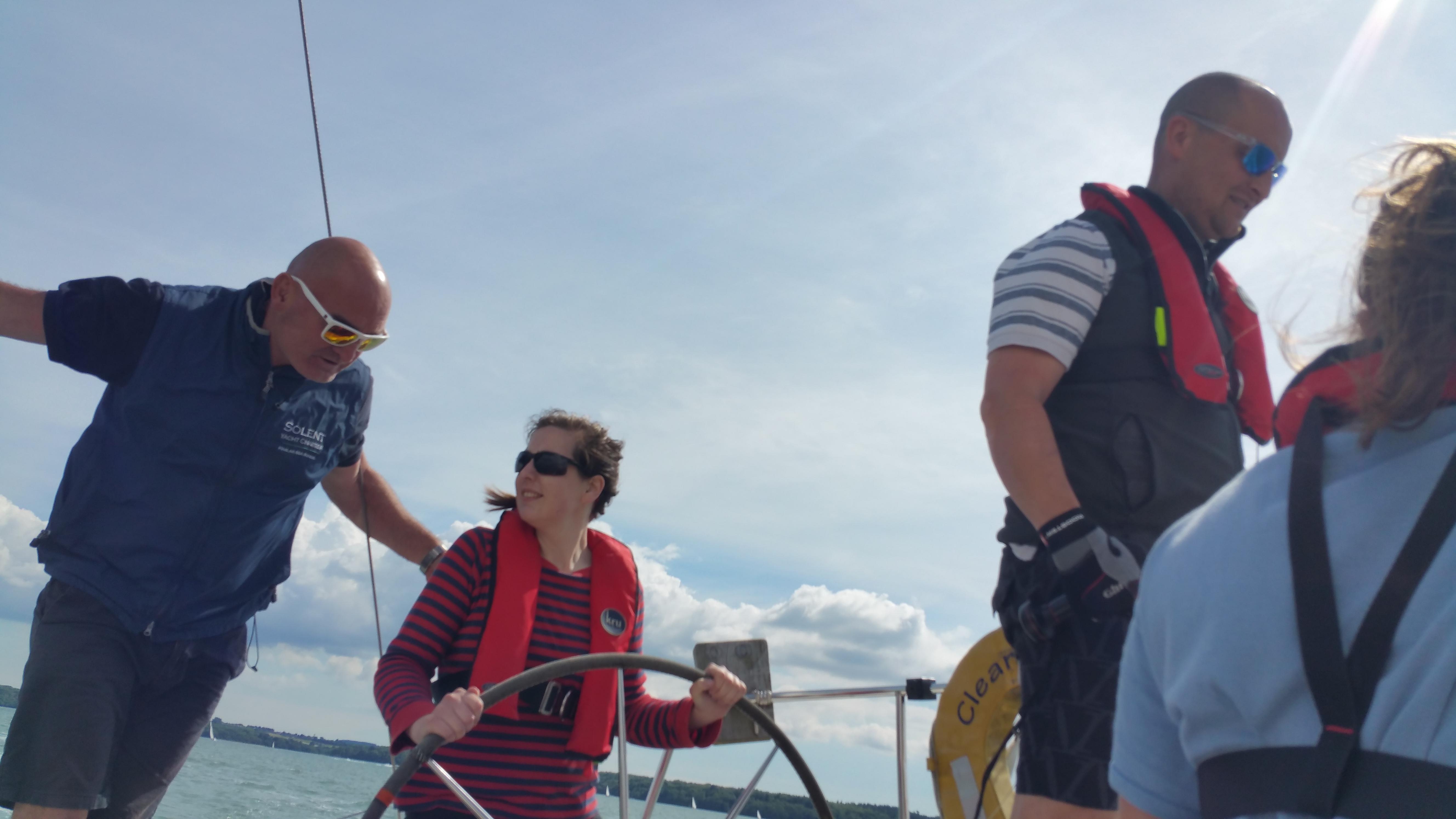 RYA Day Skipper RYA Competent Crew
